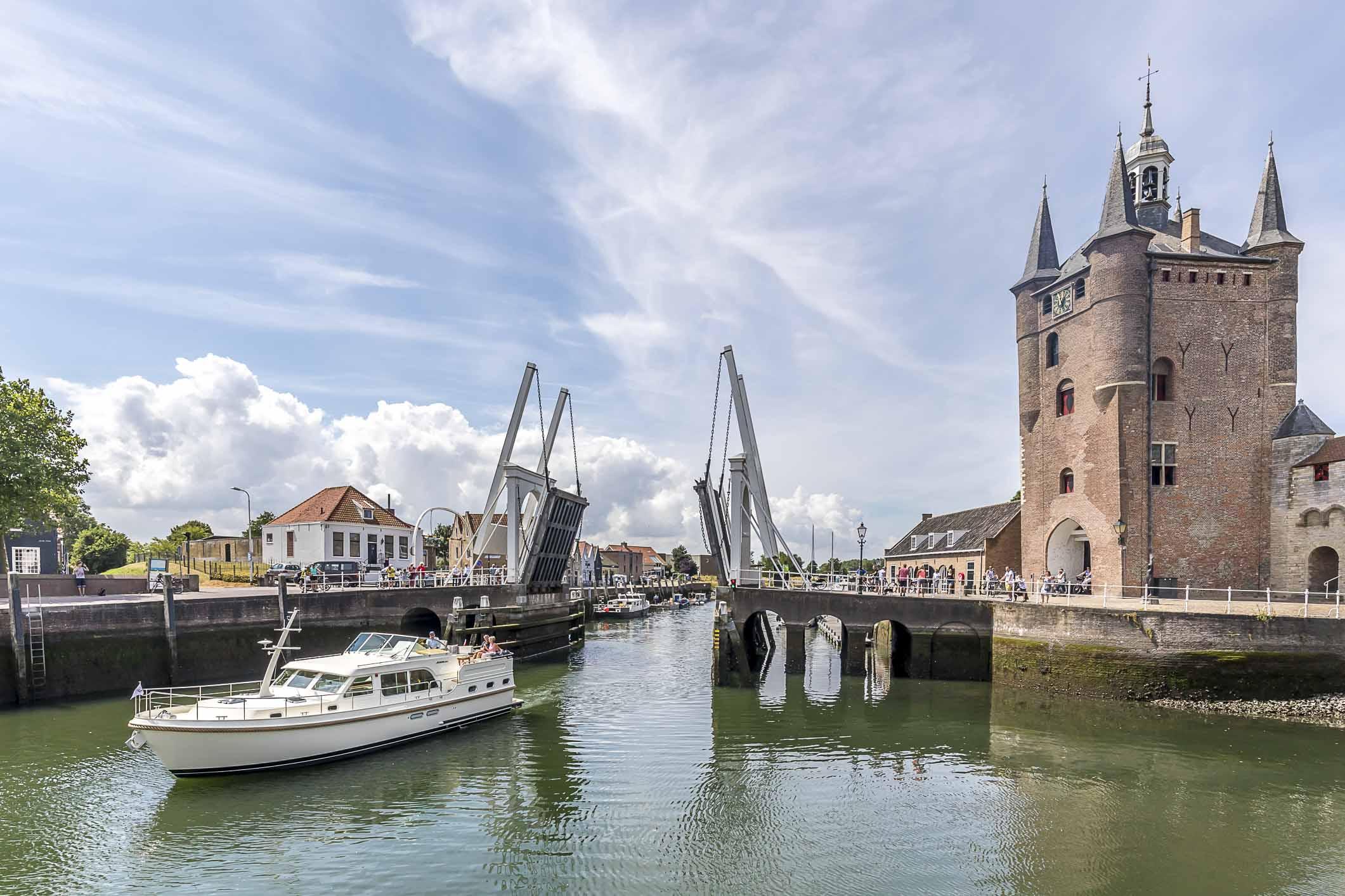 Route 1; Vlaanderen en Pas de Calais