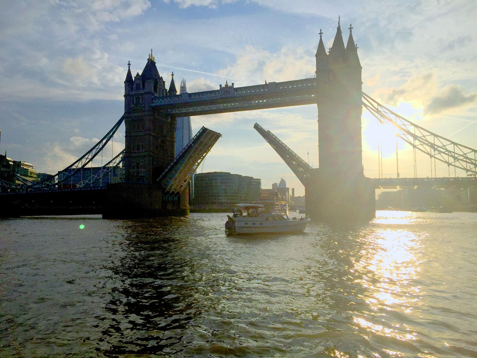 Route 2; Oost Engeland en Londen