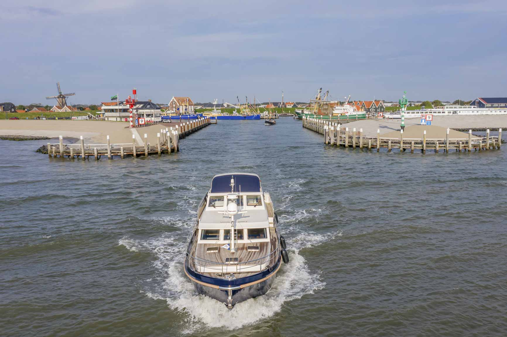Route 5; Dutch and German Wadden Sea Tour